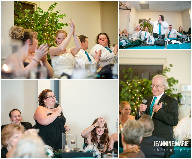 Embassy Suites, wedding reception, speeches, best man, maid of honor, wedding