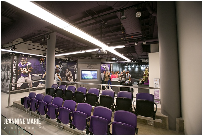 U.S. Bank Stadium, football, Minnesota, Vikings, seating, stadium seats, suite
