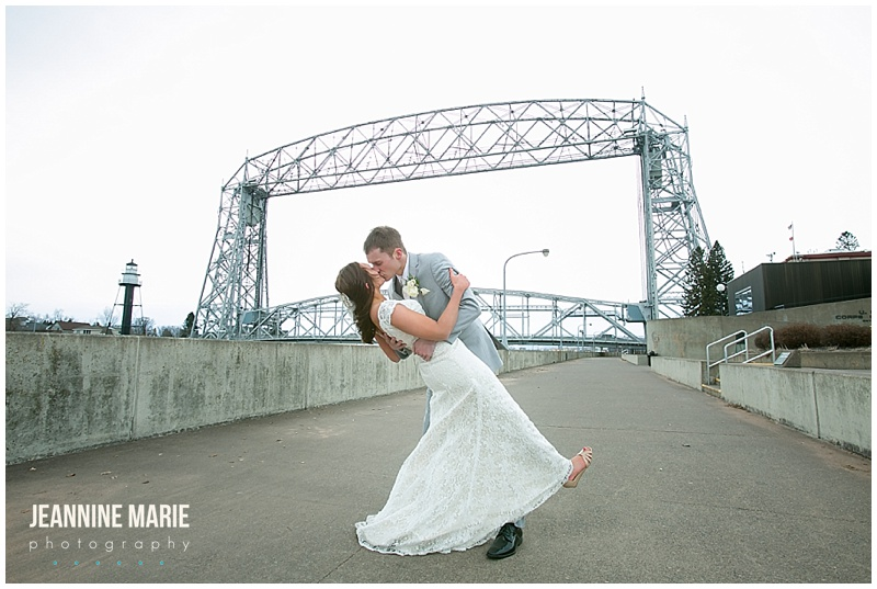 Duluth wedding, bride, groom, bride and groom, wedding photos, wedding portraits, bride, Duluth, Minnesota wedding, Clyde Iron Works