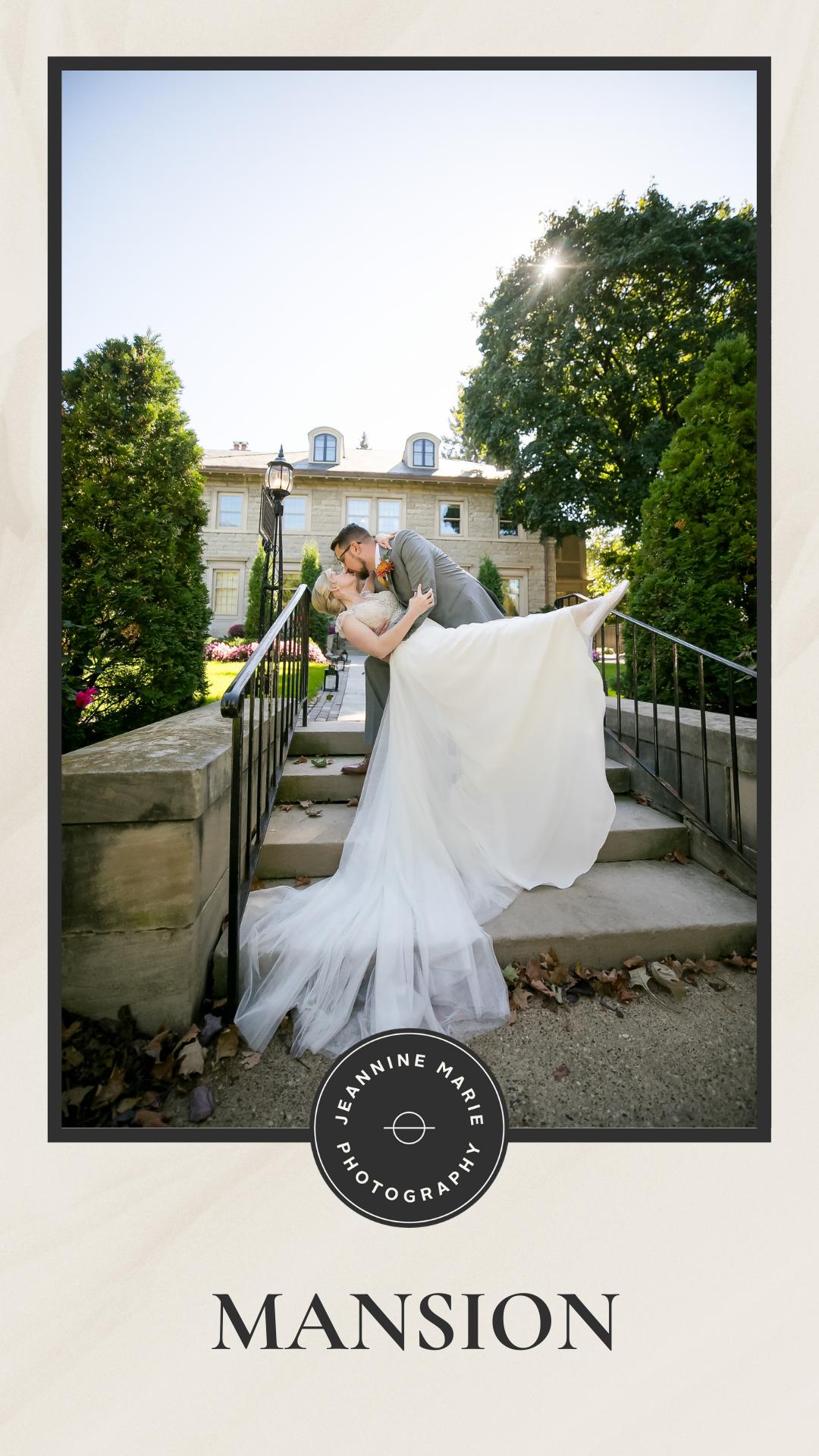 mansion wedding, St. Paul College Club wedding, fall wedding, marigold wedding, Jeannine Marie Photography, Minnesota wedding photographer, Saint Paul wedding photographer